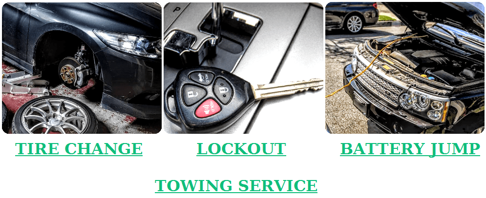 roadside and towing san diego